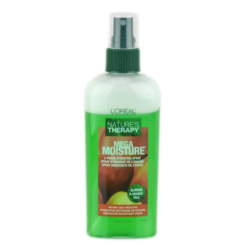 L'Oreal Nature's Therapy Mega Moisture Phase 2 Hydrating Spray