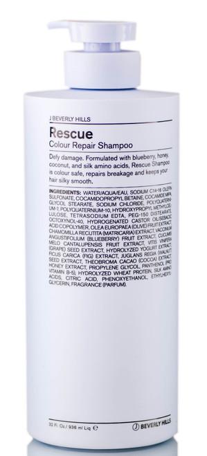 J Beverly Hills Rescue Colour Repair Shampoo