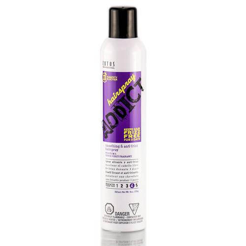 Zotos Addict Smoothing - Anti Frizz Hairspray