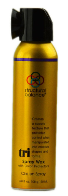 Tri Structural Balance - Spray Wax with Color Protectors
