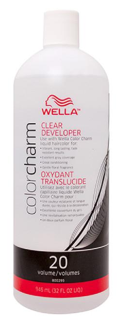 Wella Color Charm Clear Developer