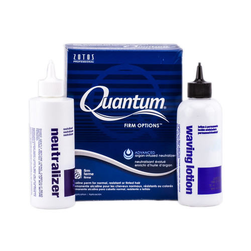 Zotos Quantum Firm Option Alkaline Blue Perm
