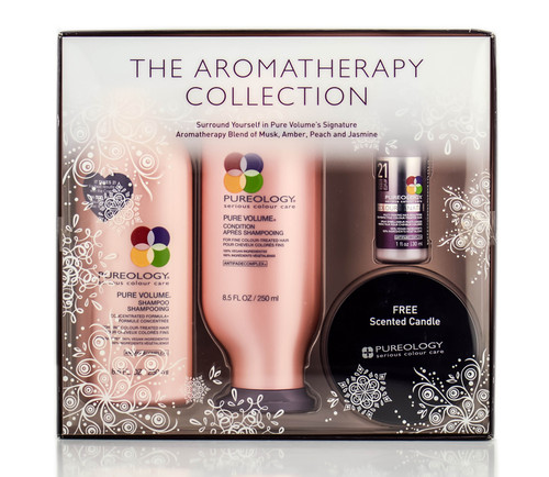 Pureology The Aromatherapy Collection Treated Hair Kit #1