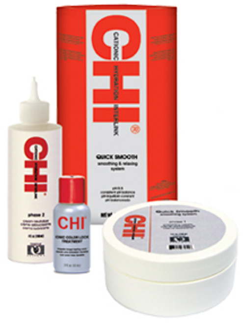 CHI Quick Smooth Smoothing & Relaxing Hair System