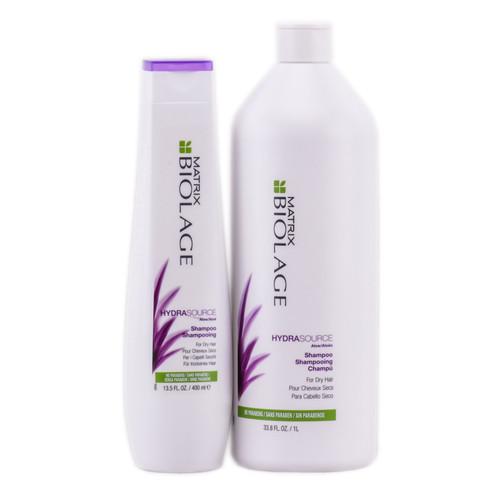 Matrix Biolage Hydrasource Shampoo For Dry Hair Sleekshop Com