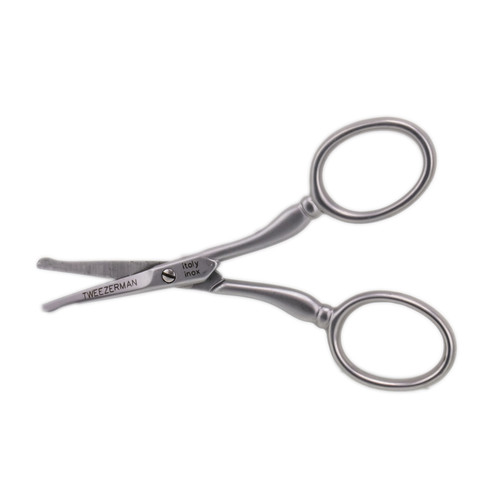 Tweezerman Professional Stainless Steel - Facial Hair Scissors