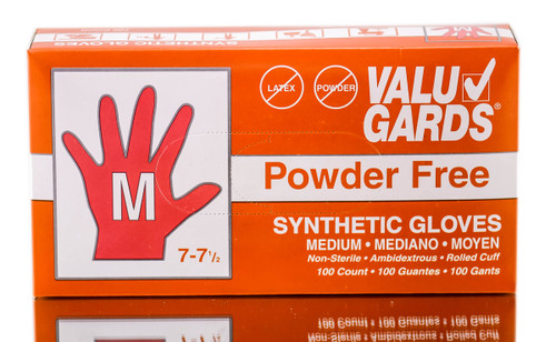 ValuGards Powder Free Synthetic Gloves