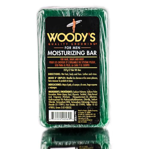 Woody's for Men Moisturizing Bar
