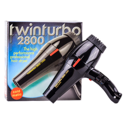 Turbo Power TwinTurbo Compact Hairdryer