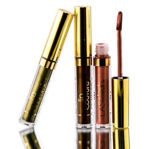 LA-Splash Metallic Matte Liquid Lipstick Golden Goddess Collection