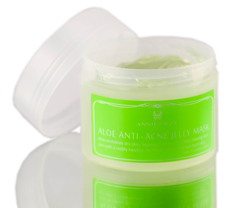 Annie's Way Mask Gallery - Aloe Anti-Acne Tub