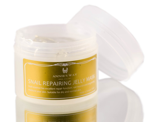 Annie's Way Jelly Mask Collection - Snail Repairing Tub
