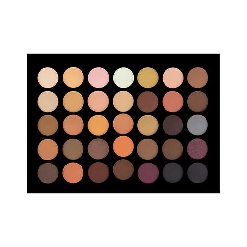 Crown Brush 35 Color Neutral Eyeshadow Palette