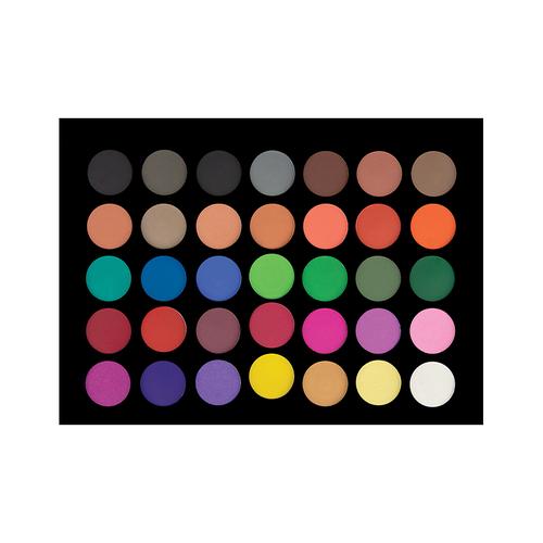 Crown Brush 35 Color Matte Eyeshadow Palette