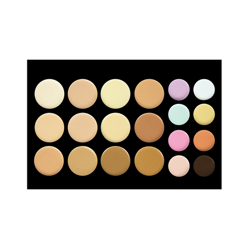 Crown Brush 20 Color Concelear/Contour Palette - 20CON