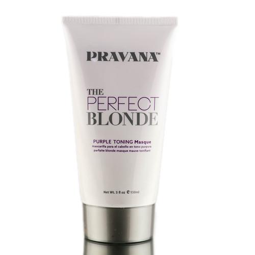 Pravana The Perfect Blonde Purple Toning Masque