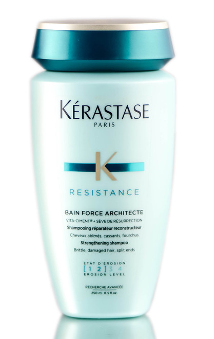 Kerastase Resistance Bain Force Architecte Shampoo Level 1-2