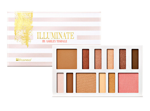 BH Cosmetics Illuminate 12 Color Eye & Cheek Collection