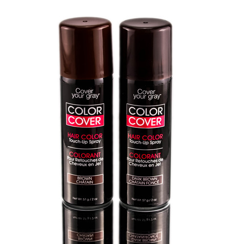 Cover Your Gray Color Cover Touch-Up Spray