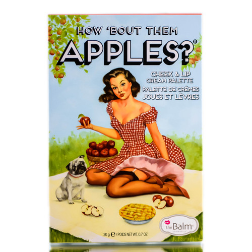 theBalm How 'Bout Them Apples?