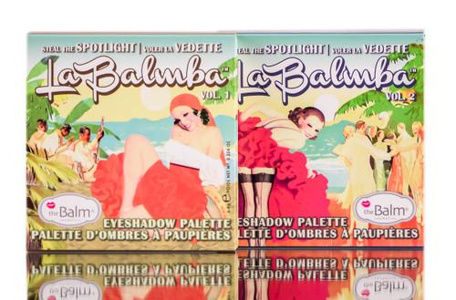 theBalm La Balmba Eyeshadow Palette