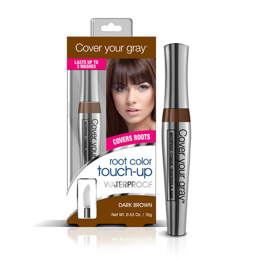 Cover Your Gray Waterproof Root Color Touch-Up