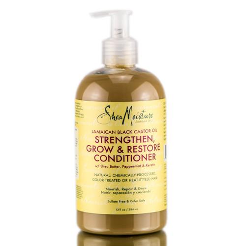 Shea Moisture (Jamaican Black Castor Oil) Strengthen, Grow and Restore Conditioner