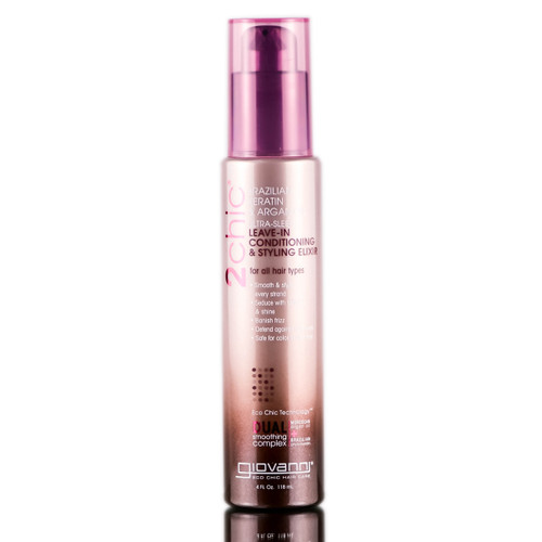 Giovanni 2 Chic Ultra Sleek Leave-in Conditioner & Styling Elixir