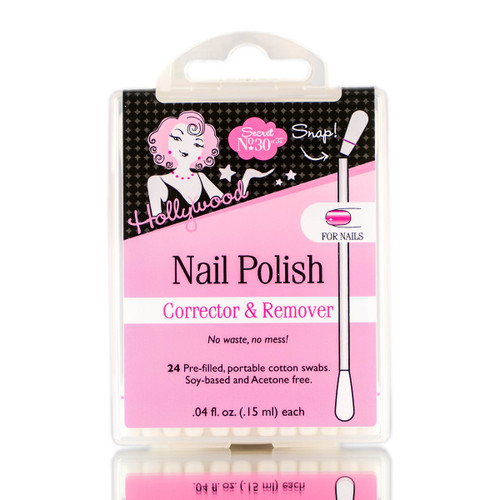 Hollywood Fashion Secrets Nail Polish Corrector & Remover