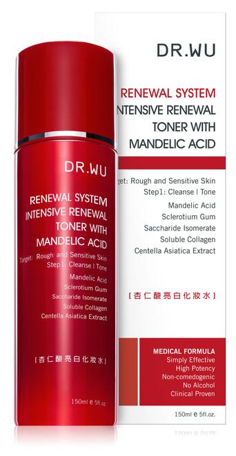 Dr.Wu Renewal System Intensive Renewal Toner (with Mandelic Acid)