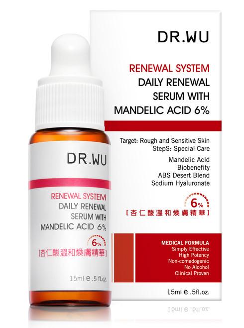 Dr.Wu Renewal System Daily Renewal Serum (Mandelic Acid)