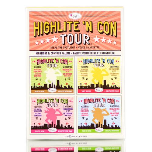 theBalm Highlite 'N Con Tour Palette
