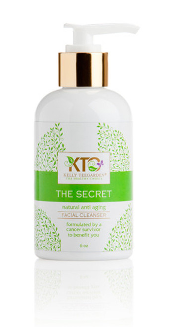 Kelly Teegarden The Secret Natural Anti-Aging Facial Cleanser