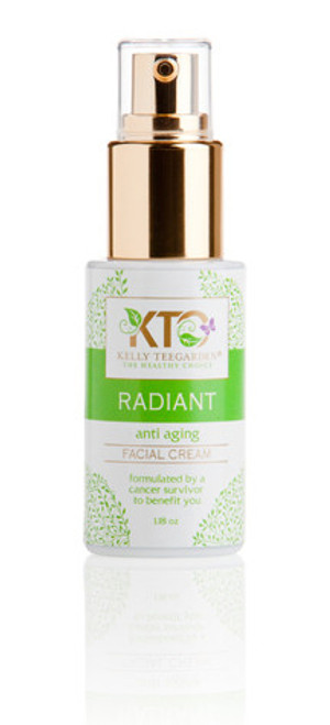 Kelly Teegarden Radiant Anti- Aging Facial Cream