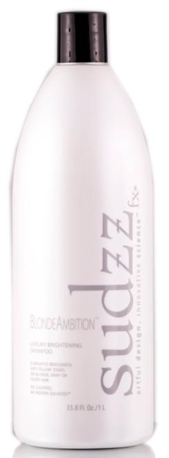 Sudzz Blonde Ambition Luxury Brightening Shampoo