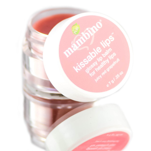 Mambino Organics Kissable Lip Balm