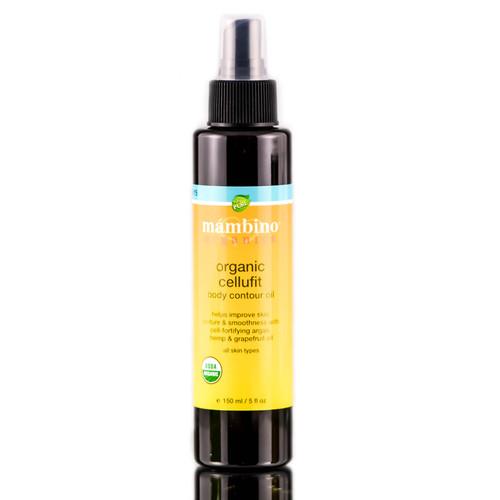 Mambino Organics Organic Cellufit Body Contour Oil