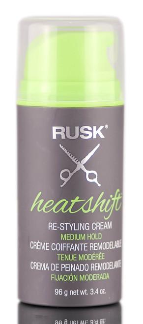 Rusk Heatshift Re-Styling Cream - Med Hold