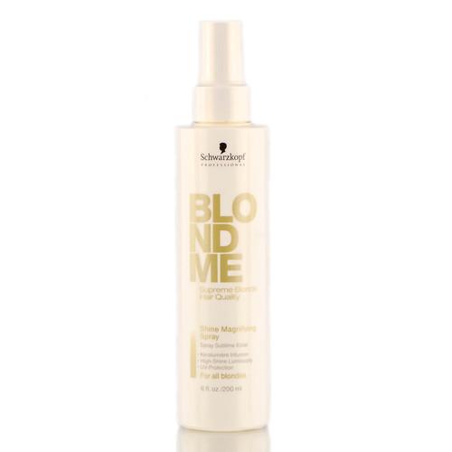 Schwarzkopf Professional BlondMe Shine Magnifying Spray