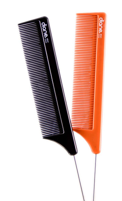 Diane Steel Pin Tail Comb