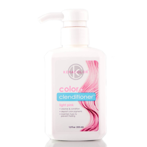 Keracolor Color Clenditioner Light Pink
