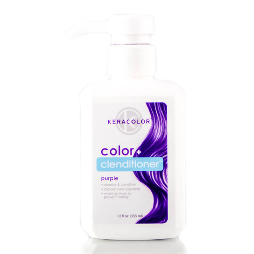 Keracolor Color Clenditioner Purple