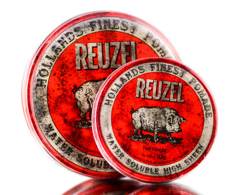Reuzel Water Soluble High Sheen Pomade