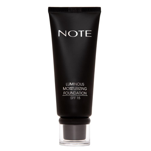 Note Cosmetics Luminous Moisturizing Foundation