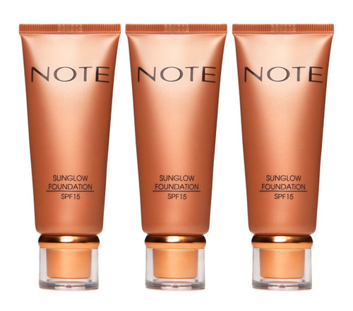 Note Cosmetics SunGlow Foundation