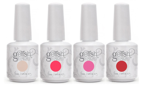 Gelish Soak-Off Gel Polish by Nail Harmony