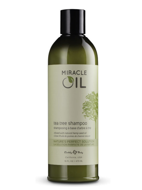 Earthly Body Miracle Oil Tea Tree Shampoo