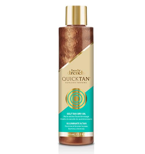 Body Drench Quick Tan Self Tan Dry Oil