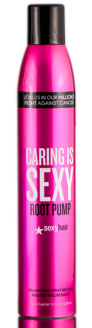 Sexy Hair Caring is Sexy Root Pump