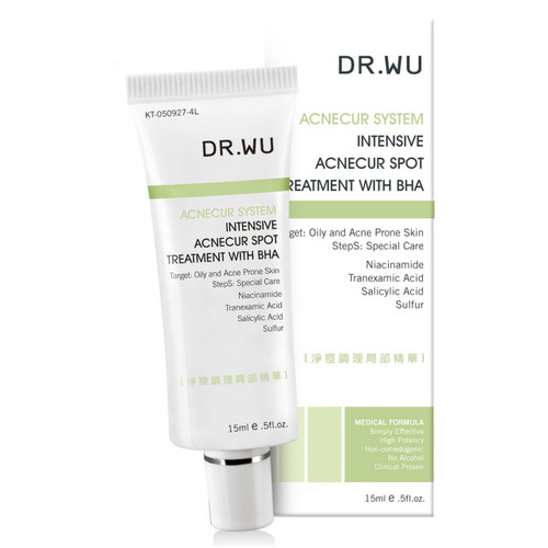 Dr. Wu Anti- Acne System Intensive Acnecur Spot Treatment